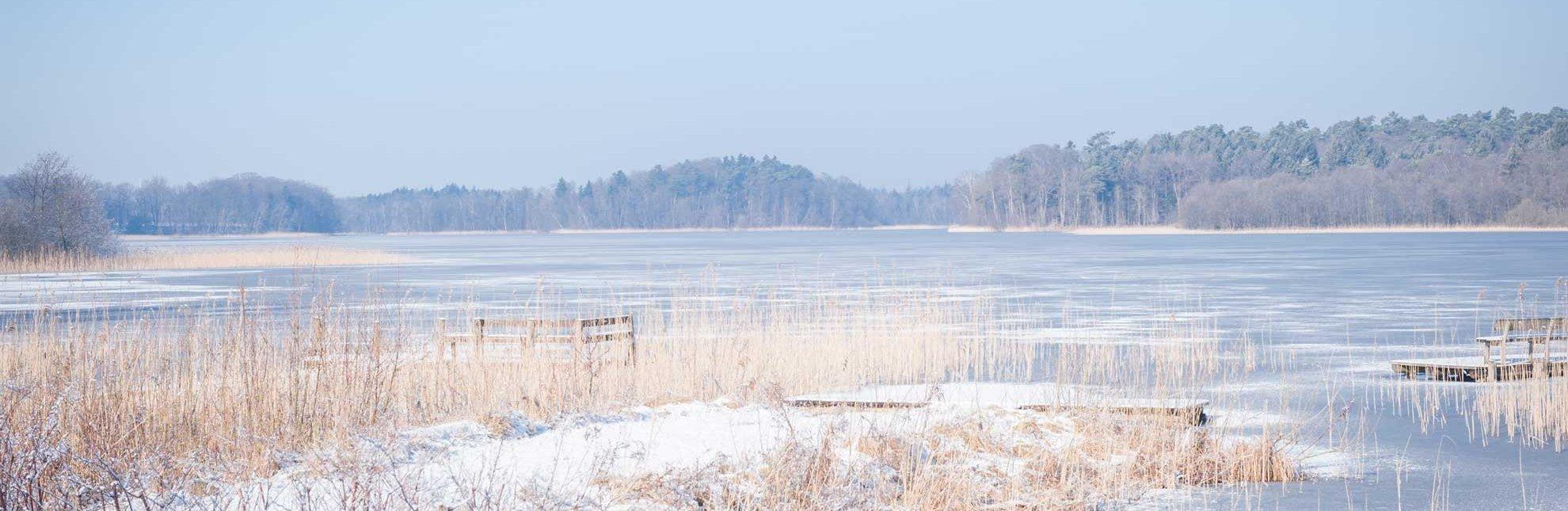 Winter am Schaalsee, © Nicole Franke