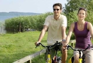 Fahrradtour Eiszeittour, © photocompany/ HLMS
