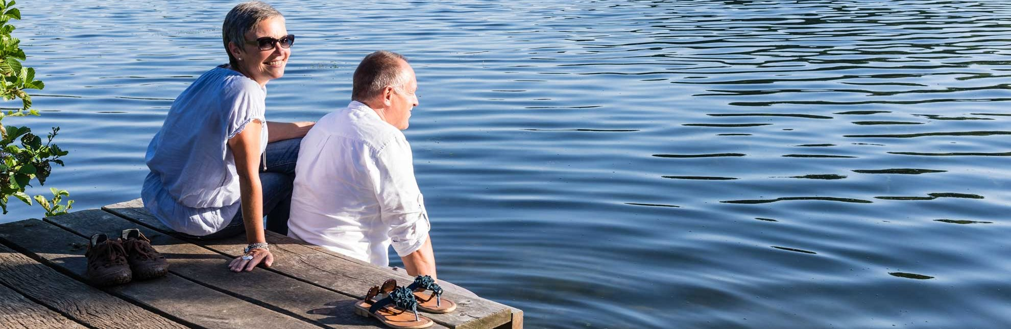 Verschnaufspause am See, © Markus Tiemann/ HLMS