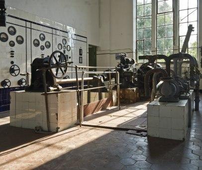 Das E-Werk von 1921 in Lauenburg/Elbe, © Alf Rohlof
