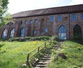 Das Zisterzienser Nonnenkloster in Zarrentin am Schaalsee., © Kloster Zarrentin
