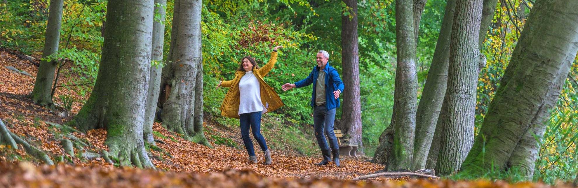 Tanz im bunten Herbstlaub, © Alex K. Media / HLMS GmbH