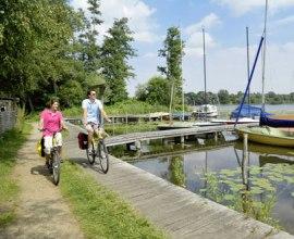 Mit dem Rad um den Ratzeburger See., © photocompany GmbH / HLMS GmbH