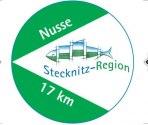 Logo Wanderweg zwischen Mooren, Sand und Wasser, © HLMS