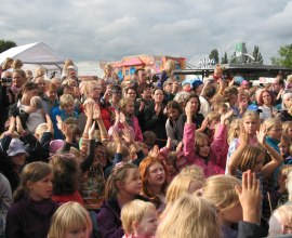 Geesthachter Elbfest 2012, © Tourist-Information Geesthacht