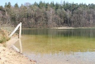 Garrensee im Frühling, © Carina Jahnke