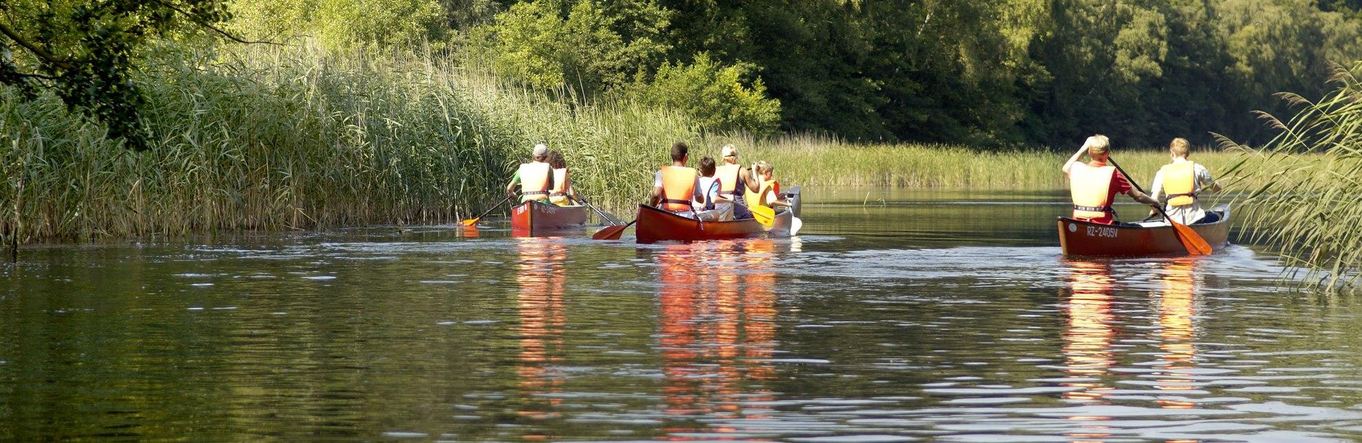 Auf dem Weg zum Schaalsee reihen sich mehrere Seen aneinander., © photocompany GmbH / HLMS GmbH