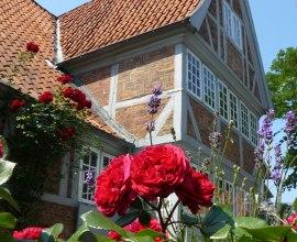 Im ältesten Gebäude der Stadt, dem Krügerschen Haus, befindet sich das GeesthachtMuseum! und die Tourist-Information Geesthacht., © Tourist-Information Geesthacht