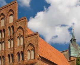 historisches Rathaus in Mölln, © Thomas Ebelt / Mölln Tourismus