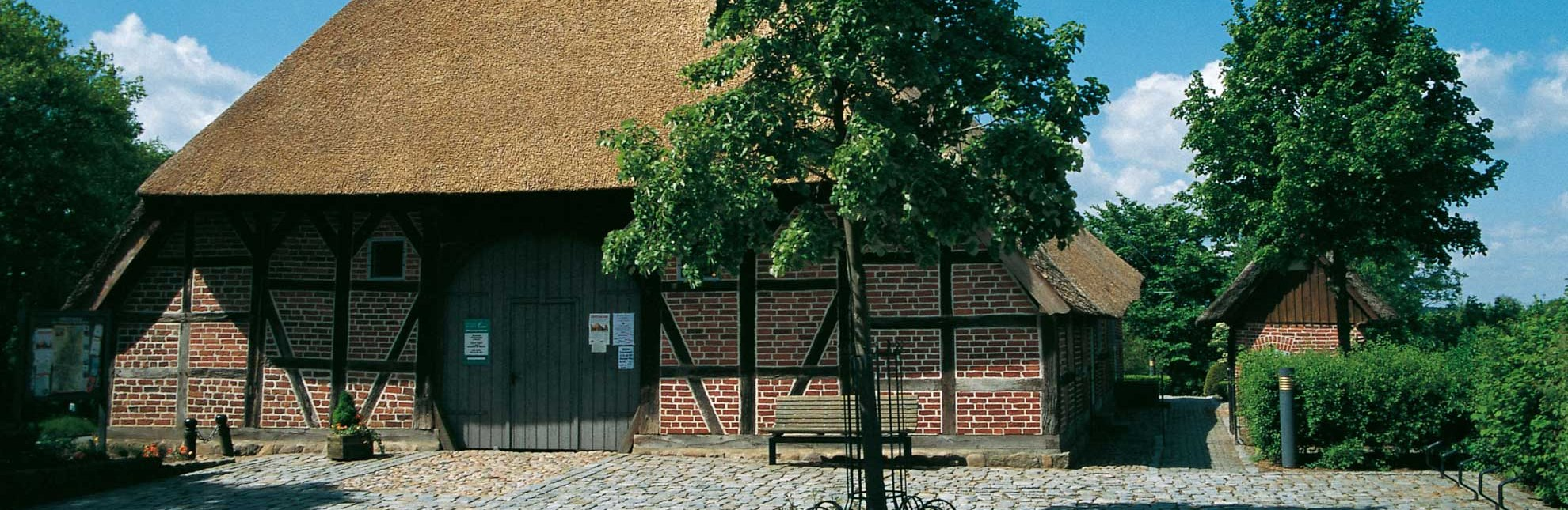 Die Priesterkate in Büchen-Dorf, © Sven Mersiowski/ HLMS