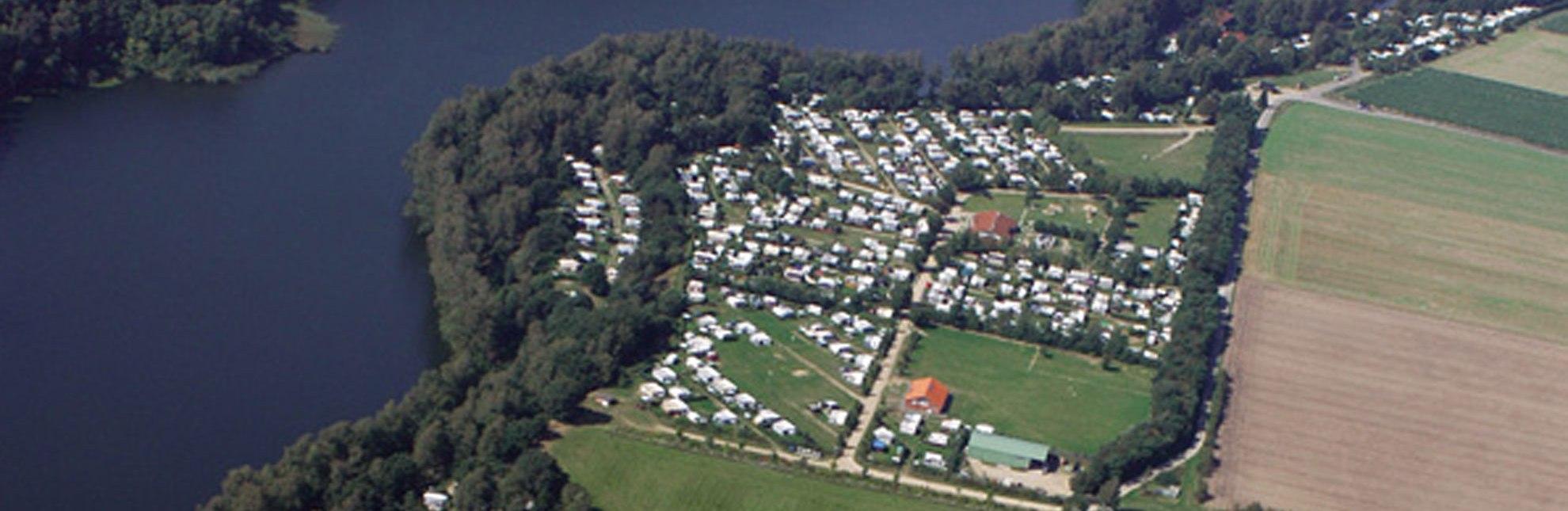 Campingplatz im Herzogtum Lauenburg, © Campingplatz Salemer See