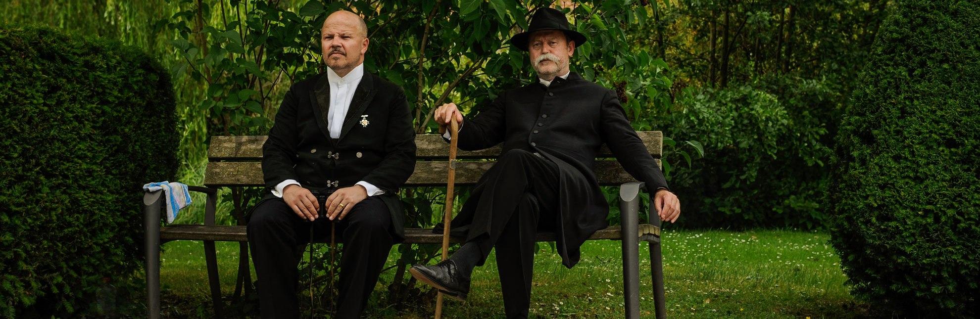 Highlight des Kultursommers 2015: Ein historischer Spaziergang mit Otto von Bismarck., © Nicole Franke / HLMS GmbH