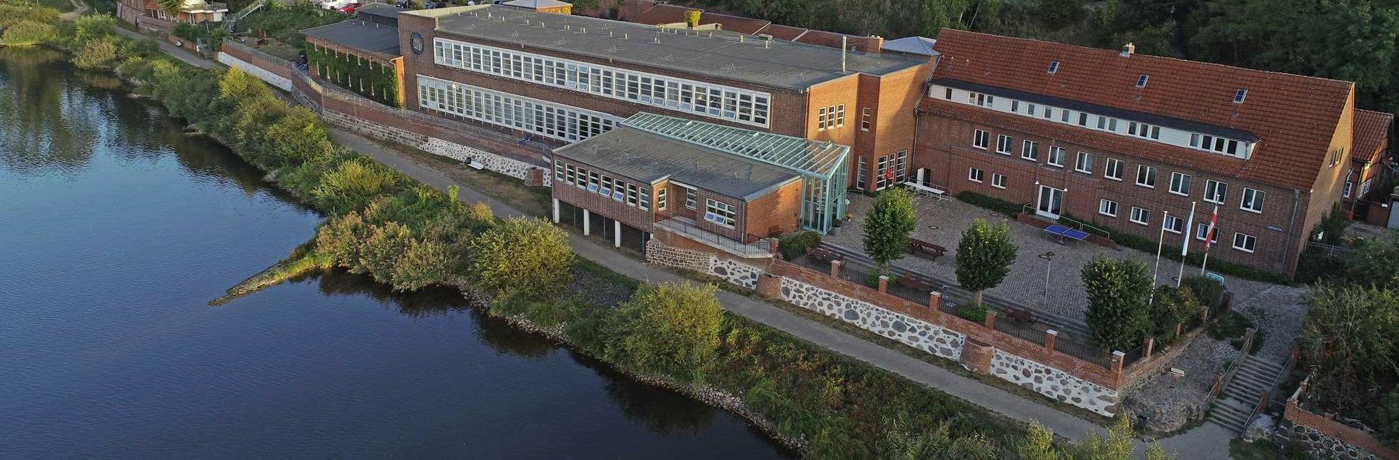 """Jugendherberge """"Zündholzfabrik"""" in Lauenburg an der Elbe, © DJH-LandesverbandNordmark e.V."""