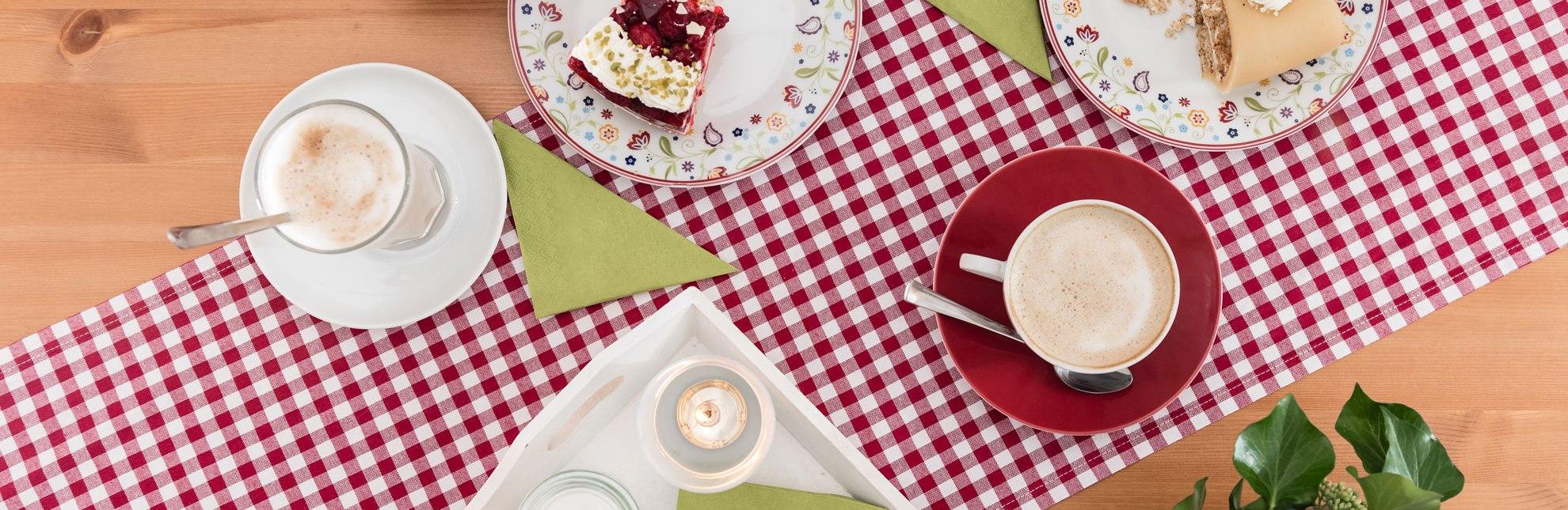 Duftender Kaffee und leckerer Kuchen im Herzogtum Lauenburg., © Markus Tiemann/HLMS