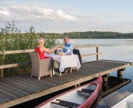Dinner am See zur Funkelstunde, © Markus Tiemann / HLMS GmbH