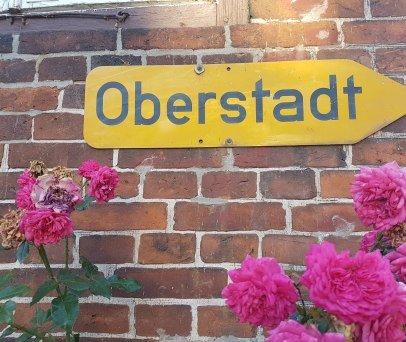Lauenburg/Elbe Unterscheidet sich in Oberstadt und Unterstadt, © Dorothée Meyer