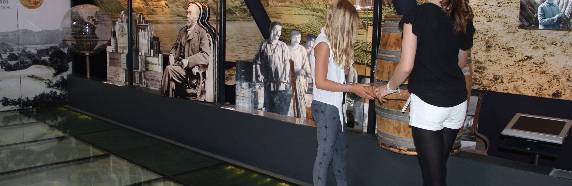 Interaktive Dauerausstellung im GeesthachtMuseum!, © Tourist-Information Geesthacht