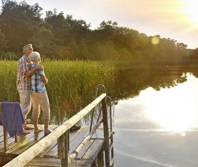 Gemeinsam den Sonnenuntergang am Schaalsee in Groß Zecher genießen., © photocompany GmbH / HLMS GmbH