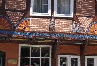 Das Mensingsche Haus in der Lauenburger Altstadt, © Nadja Biebow/Stadt Lauenburg/Elbe