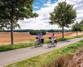 Eine Rad Tour an der frischen Luft macht Spaß!, © Markus Tiemann