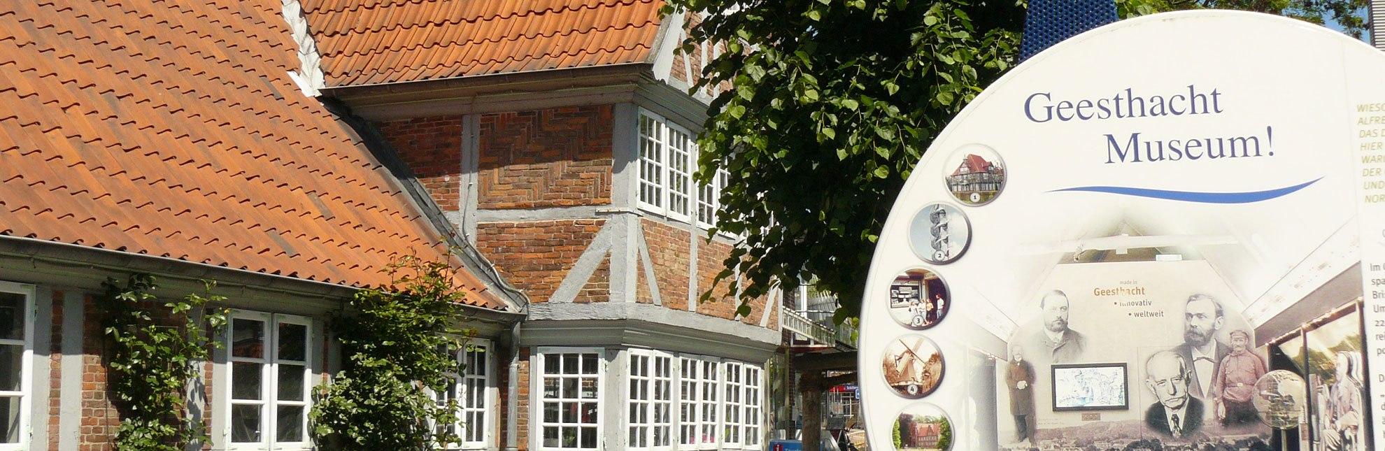 Krügersches Haus in Geesthacht