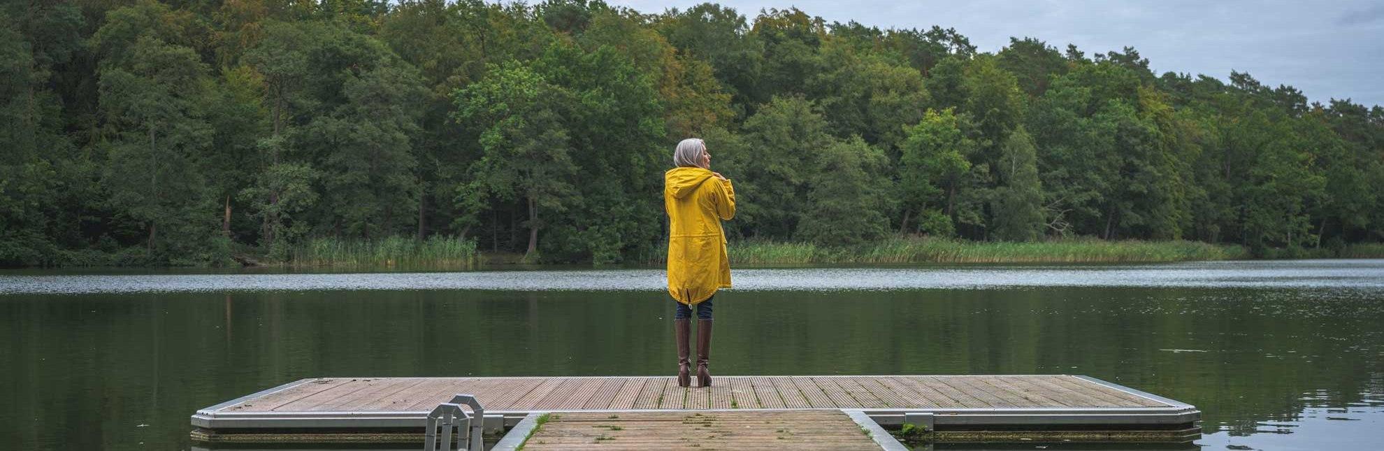 Tauchen Sie hier am Lütauer See bei Mölln in unsere WunderWeltWald ein., © Alex K. Media