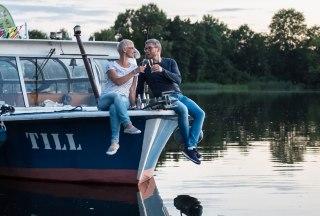 Den Sonneuntergang an Bord genießen, © Markus Tiemann / HLMS GmbH