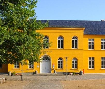 Rathaus RZ, © Tourist-Information Ratzeburg/ Jürgen Klemme