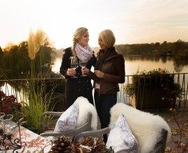 Genuss am See, © Jens König // Mölln Tourismus