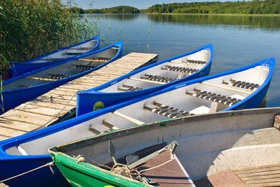 Verträumt am Schaalsee: am Ufer des tiefsten Sees Norddeutschlands, © Thomas Ebelt / HLMS GmbH