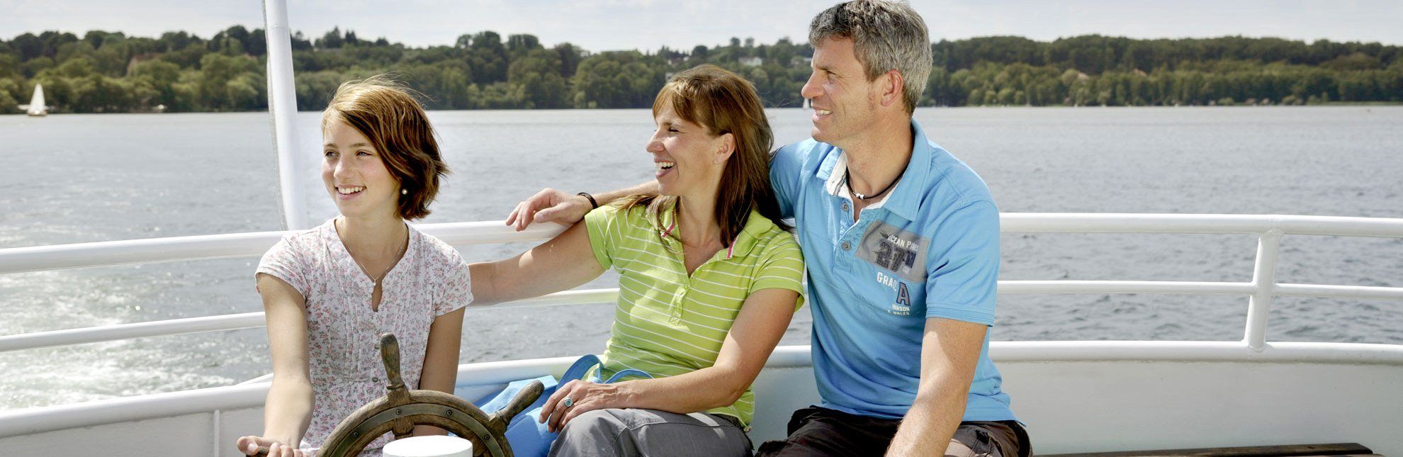 Schifffahrt auf dem Ratzeburger See, © photocompany GmbH