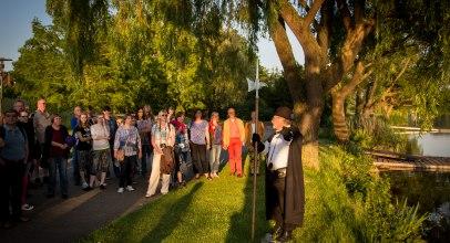 Ncahtwächterführung in Ratzeburg, © Tourist-Info Ratzeburg / Jens Butz
