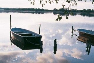Boote am Abend, © Mersiowski/HLMS