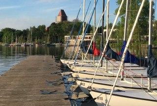 Segelboote am Ratzeburger See, © Carina Jahnke / HLMS GmbH