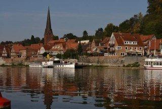 Historische Schifferstadt am Elbeufer., © Jens Demuth