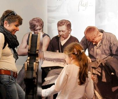 Einfach was für jede Altersklasse - das Elbschifffahrtsmuseum Lauenburg/Elbe, © Uwe Franzen