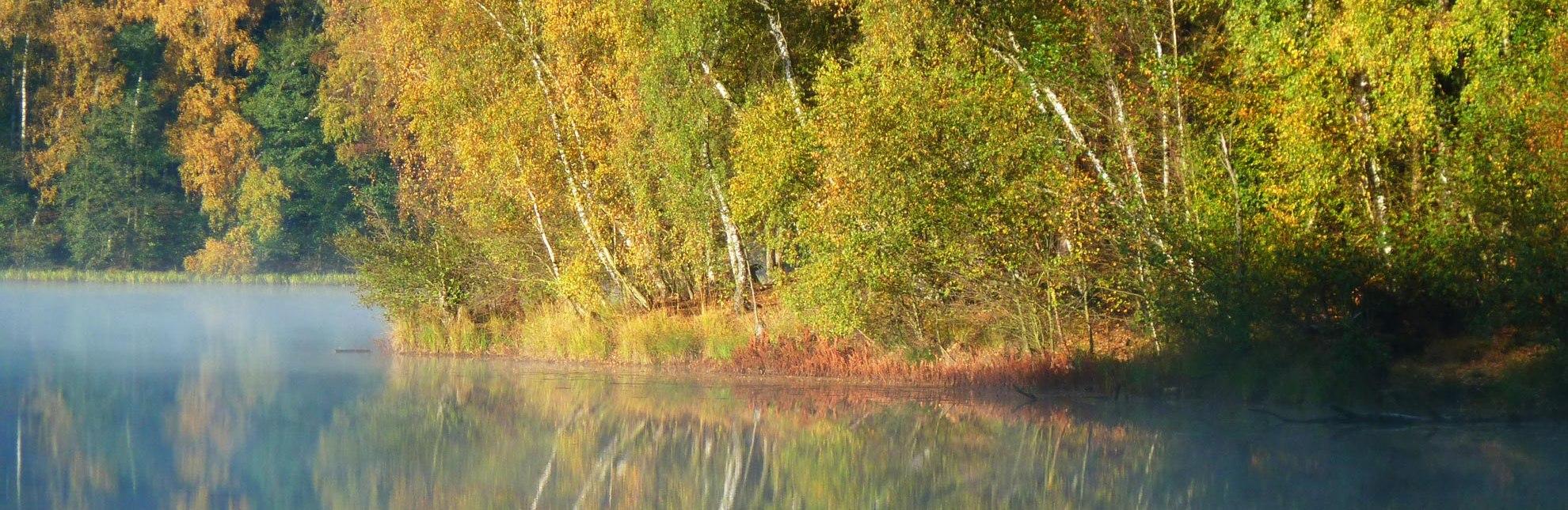Herbstliche Impression am Schaalsee., © Thomas Ebelt / HLMS GmbH