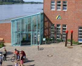Jugendherberge Zündholzfabrik in Lauenburg, © DJH-Landesverband Nordmark e. V.