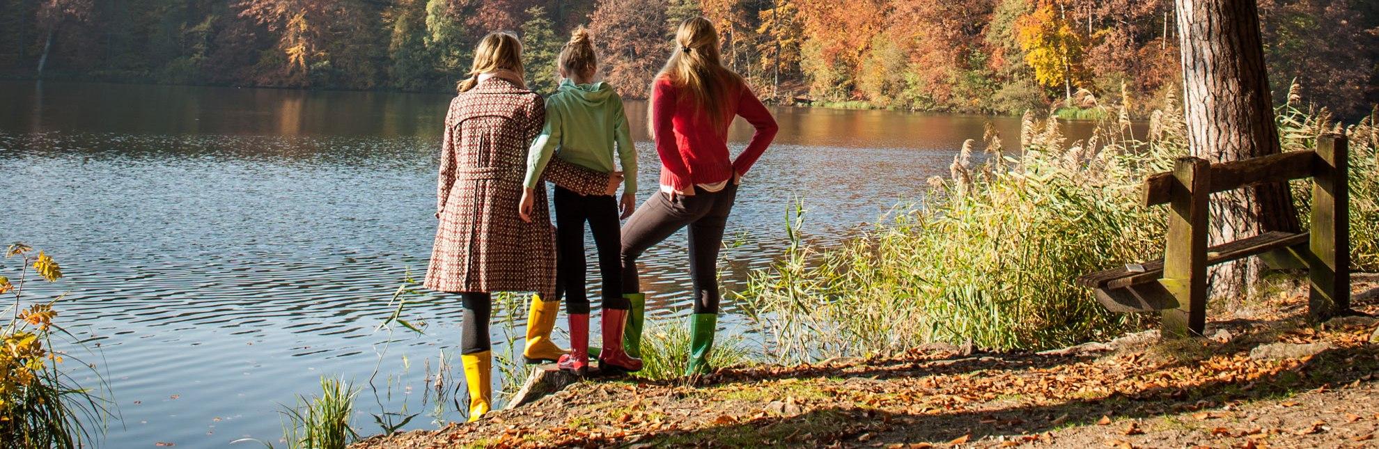 Herbstimpression am Schmalsee, © Nicole Franke/HLMS