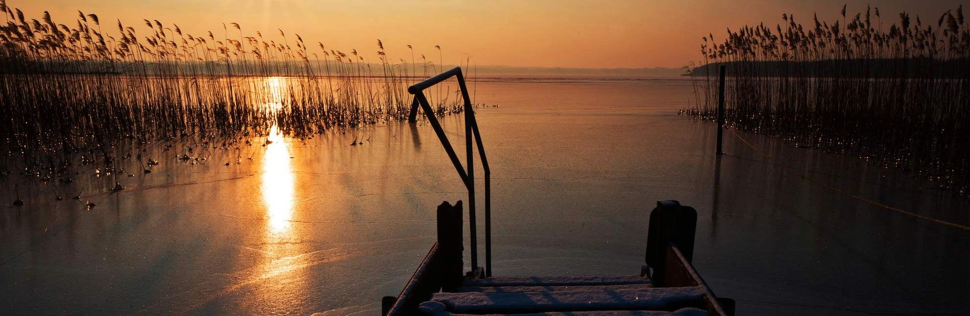 Winter am Ratzeburger See, © Thomas Ebelt