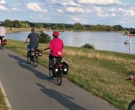 Tagestouren mit dem Rad, © Touristinformation Geesthacht