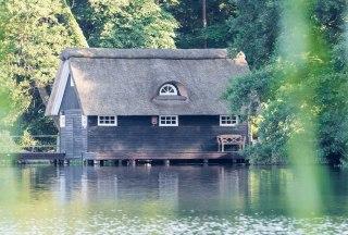 Bootshaus in Salem, © Tiemann/ HLMS