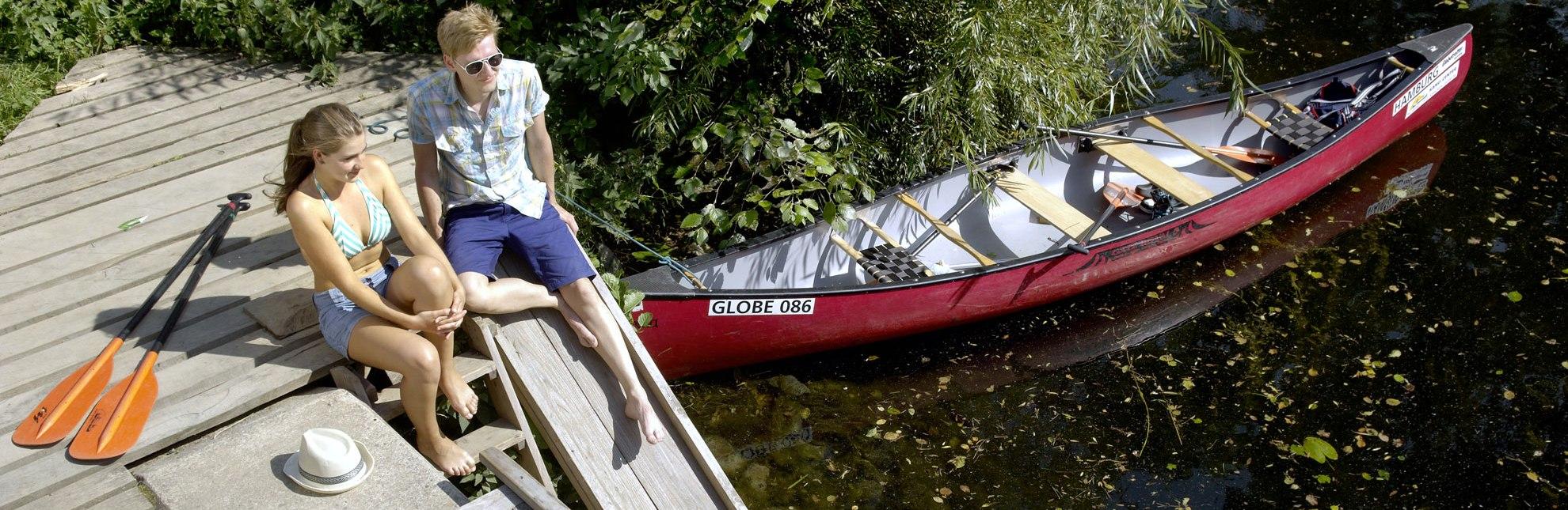 Regelmäßige Pausen erhöhen das Paddelvergnügen., © photocompany GmbH / HLMS GmbH